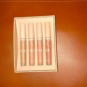 Brand New KKW x Kylie Cosmetics Lip Kit
